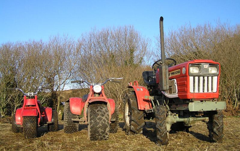 need advice on my ym1301d rh tractorbynet com Yanmar Tiller Yanmar 1401D Turbo Kit